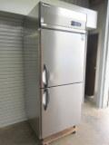2017年 ダイワ タテ型冷凍冷蔵庫 211LS1-EC W750×D800×H1905mm