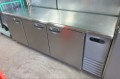 パナソニック テーブル型冷蔵庫 SUR-G2161SA-R W2100×D600×H800mm 2014年