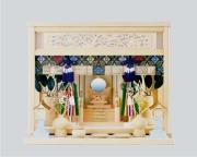 神棚:箱宮「琥珀」