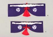 しめ縄幕:お神札飾り用の幕です
