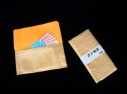「宝くじ」や「受験票」を入れて縁起を担ぐ「招福宮」の付属品