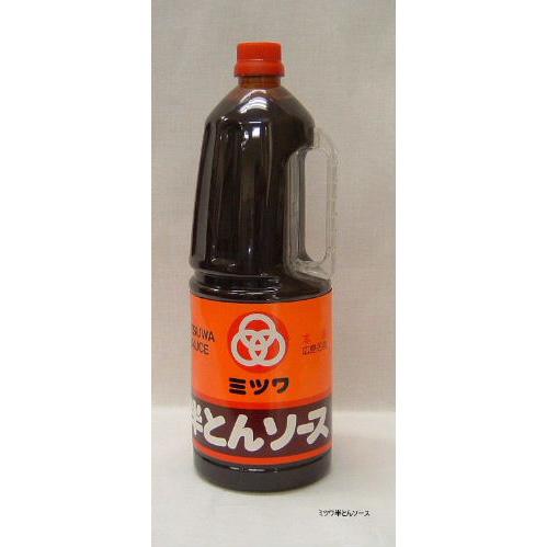 ミツワ半とんソース(2100g入)