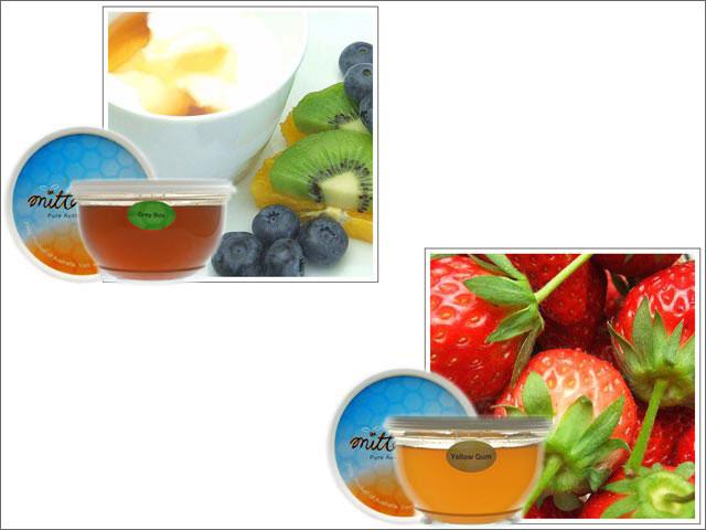 ハチミツギフトセット優しい味のはちみつ商品画像