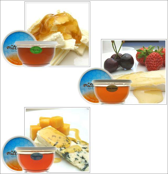 ハチミツギフトセットチーズが大好きな方にお勧めはちみつ商品画像