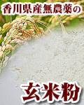 玄米粉 国産 無農薬
