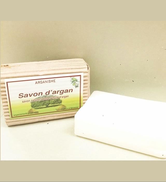 [50%オフ]モロッコから直輸入アルガンオイル石鹸