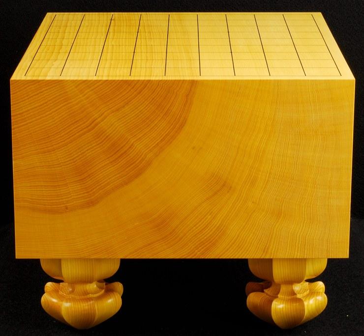 本榧将棋盤62-4877