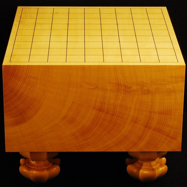 本榧将棋盤60-5191