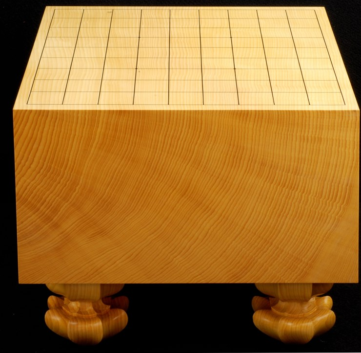 本榧将棋盤63-5251