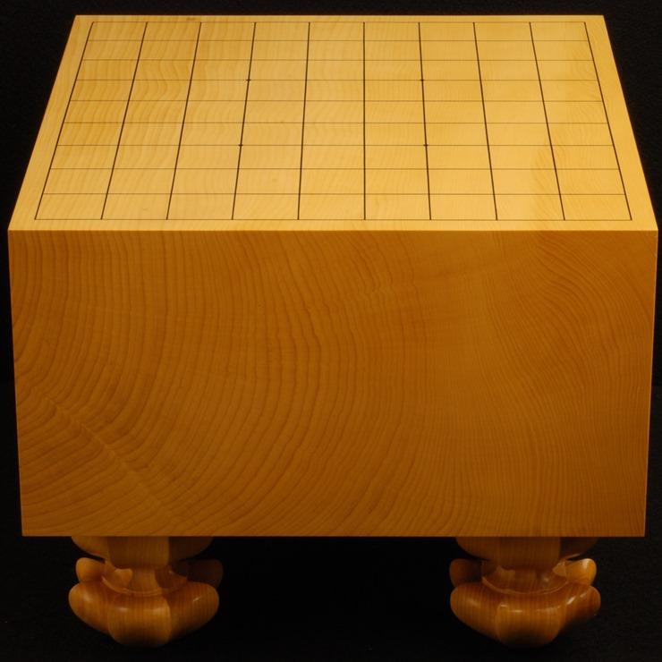 本榧将棋盤60-5263