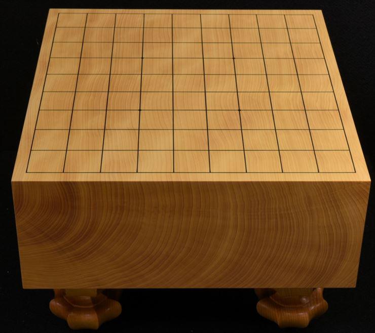 本榧将棋盤44-5337