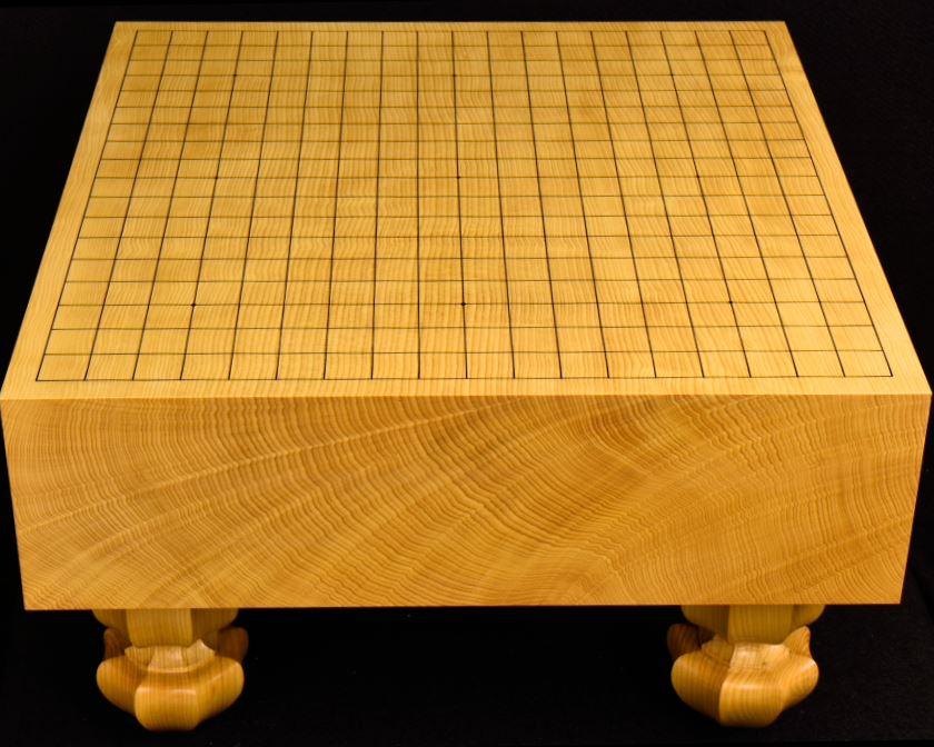 本榧碁盤40-5376