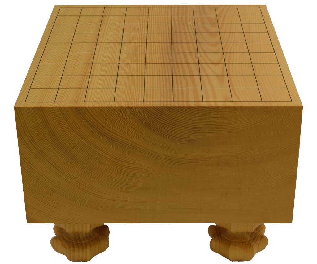 本榧将棋盤55-6238