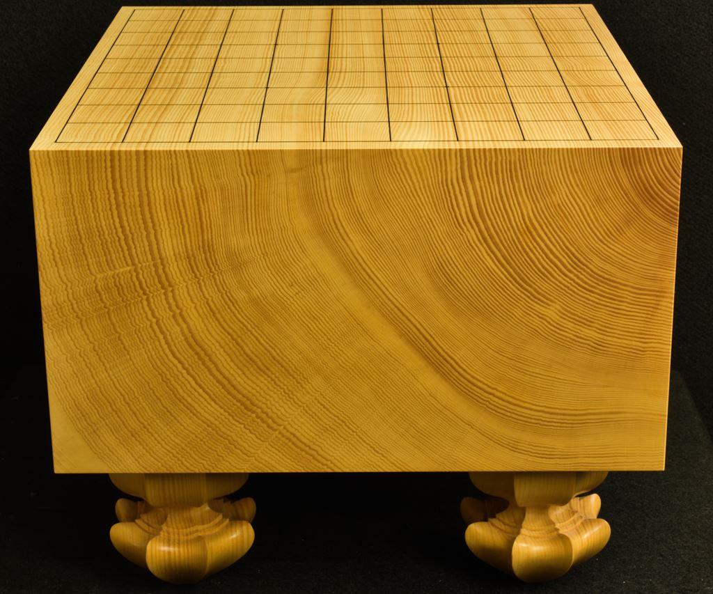 本榧将棋盤62-6323
