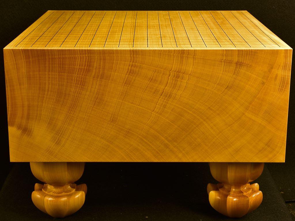 本榧碁盤60-6352