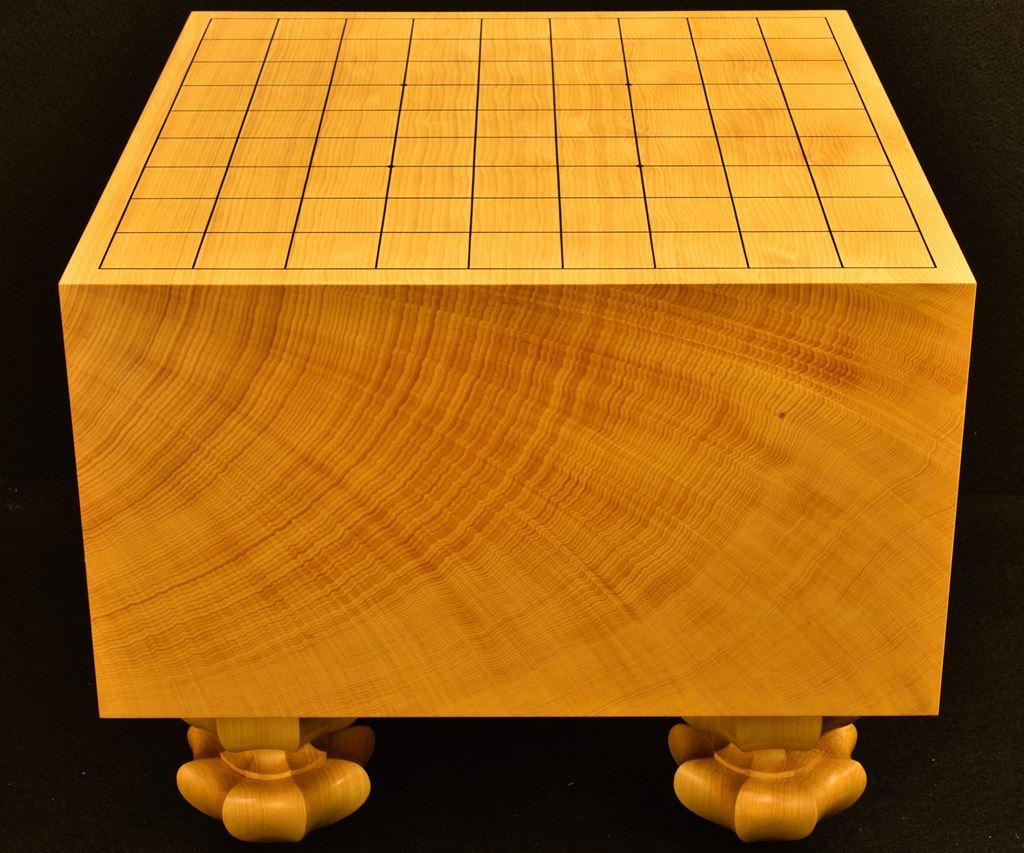 本榧将棋盤63-6364
