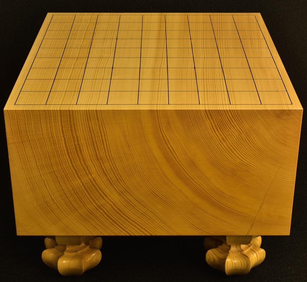 本榧将棋盤57-6387