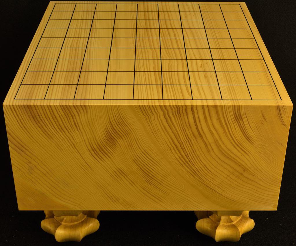 本榧将棋盤53-6442