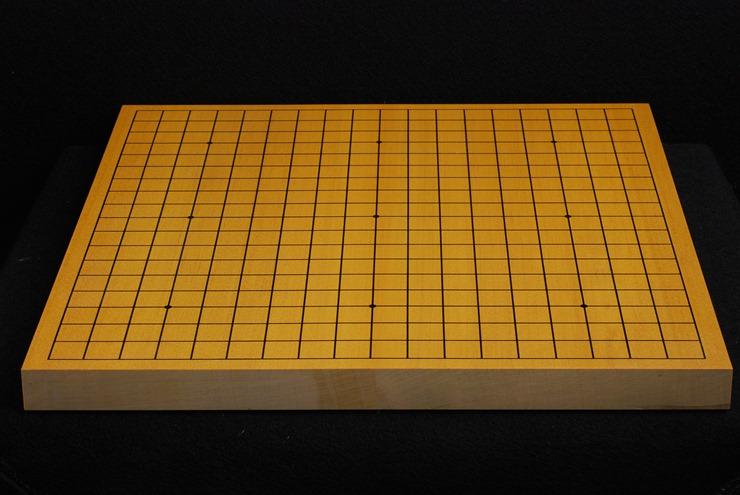 碁盤 新桂10号卓上 松印