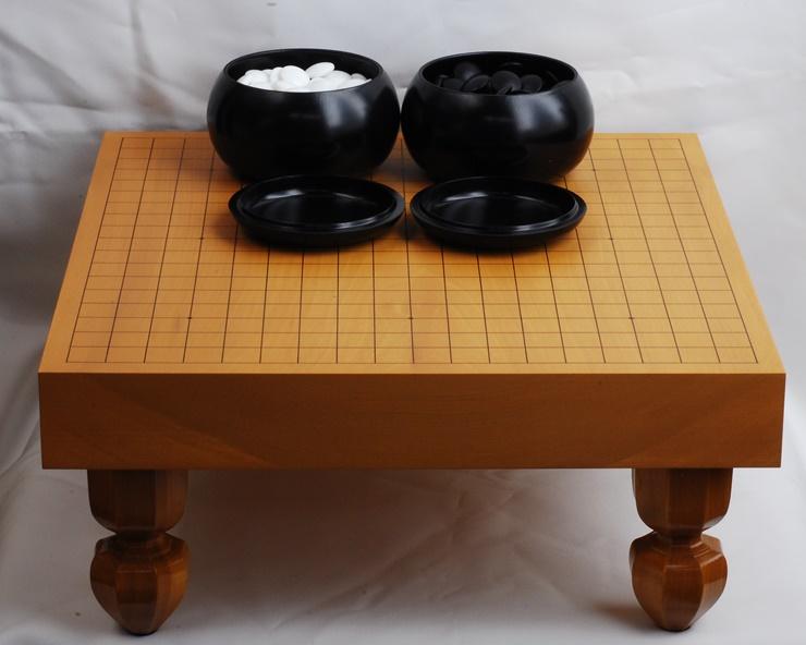 囲碁本桂20号竹セット