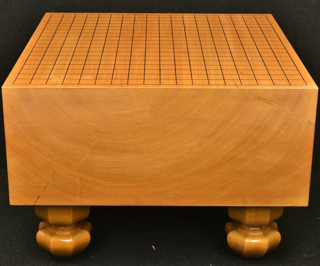 碁盤 本桂60号竹印