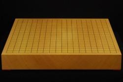 碁盤 新かや20号 柾目卓上  松印