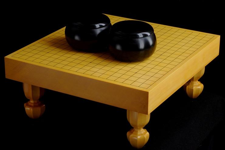 囲碁新かや20号竹セット