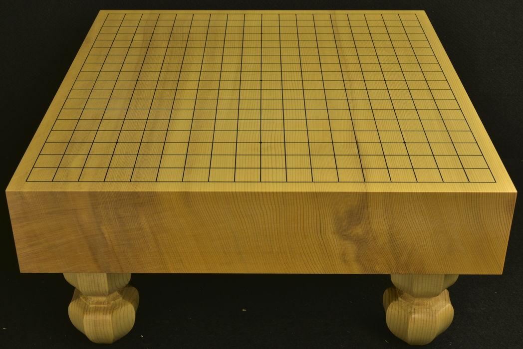 碁盤 新かや30号 竹印