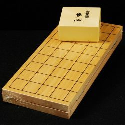 折将棋盤6号プラスチック駒セット