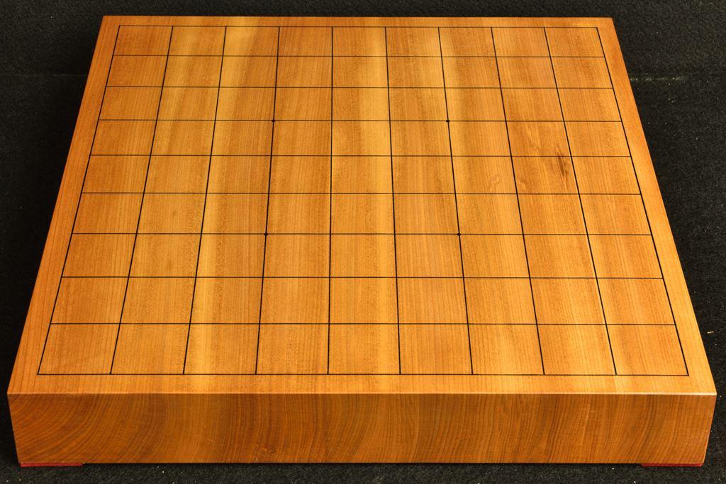 将棋盤 本桂15号卓上 松印