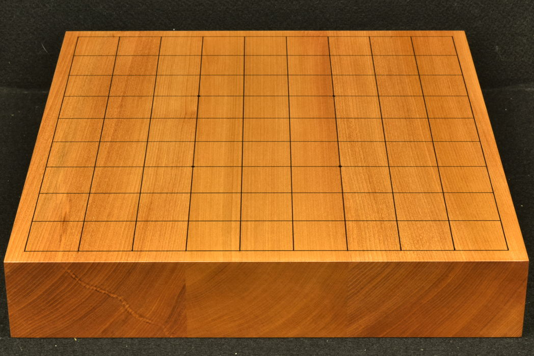 将棋盤 本桂20号卓上 接合 松印