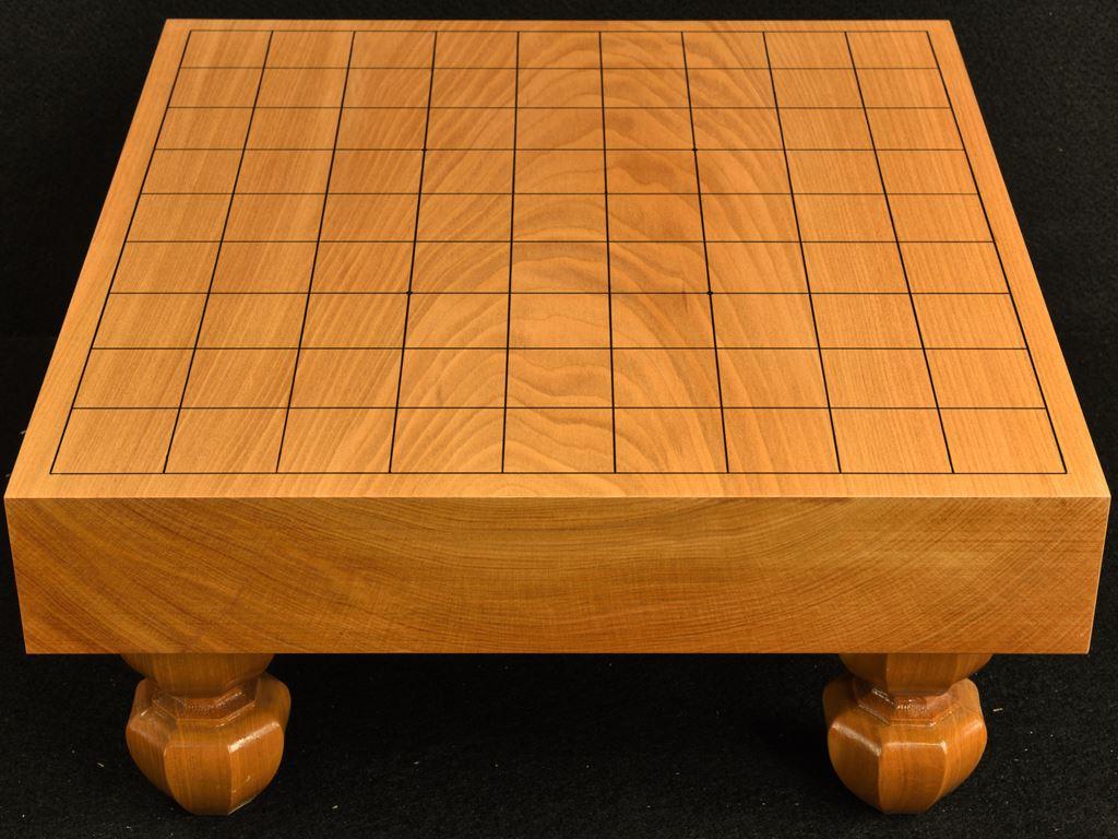 将棋盤 本桂20号 松印