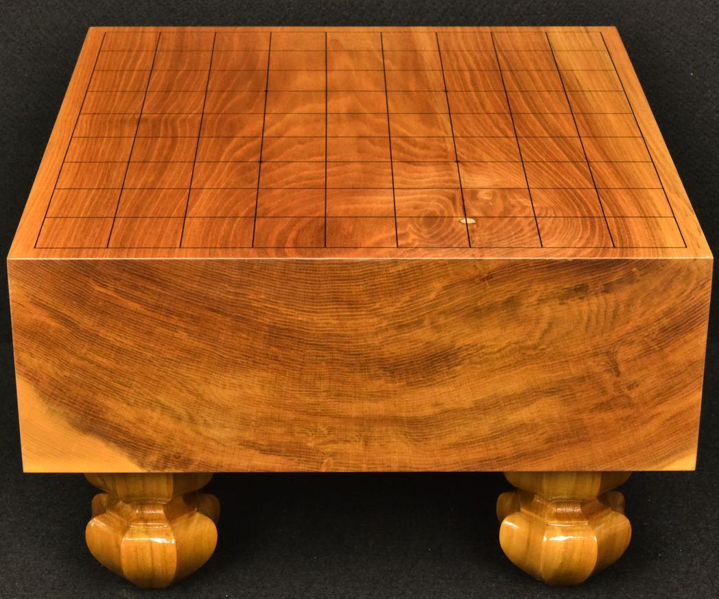 将棋盤 本桂40号 梅印