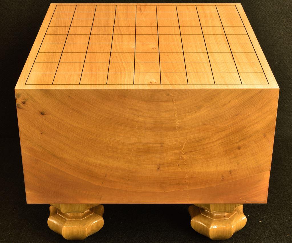 将棋盤 本桂60号 松印
