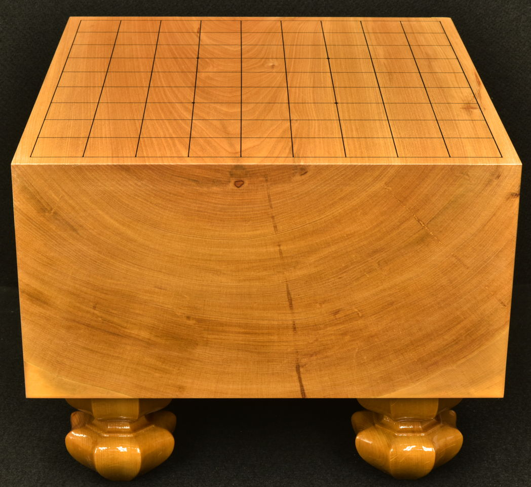 将棋盤 本桂60号 梅印