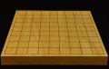 本榧卓上将棋盤 t6027