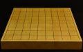 本榧卓上将棋盤 t6140