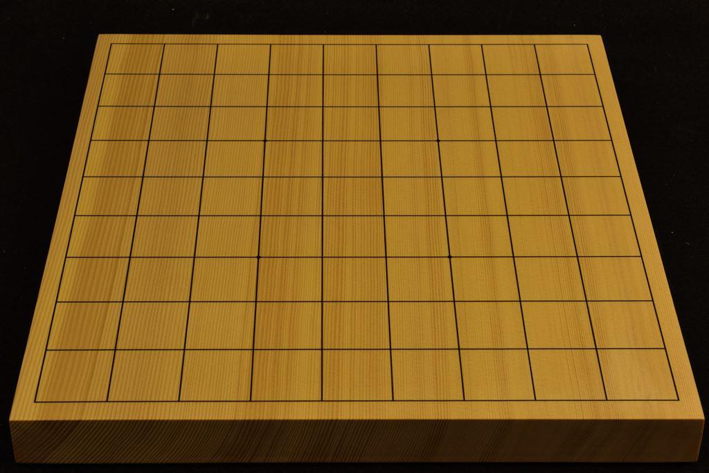 将棋盤 新かや10号一枚板 特上
