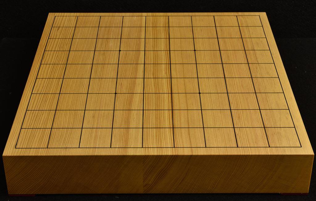 将棋盤 栂 20号卓上 松印