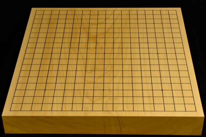 碁盤 本榧卓上 t5387
