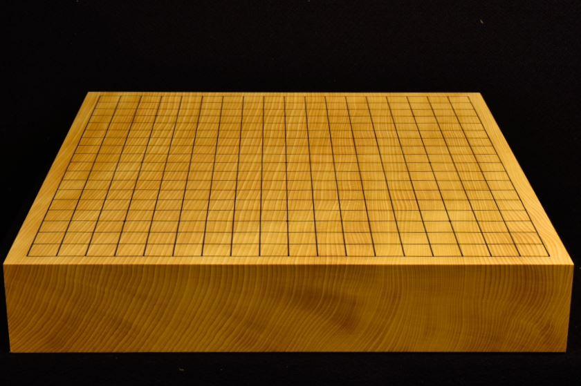 碁盤 本榧卓上 t5808