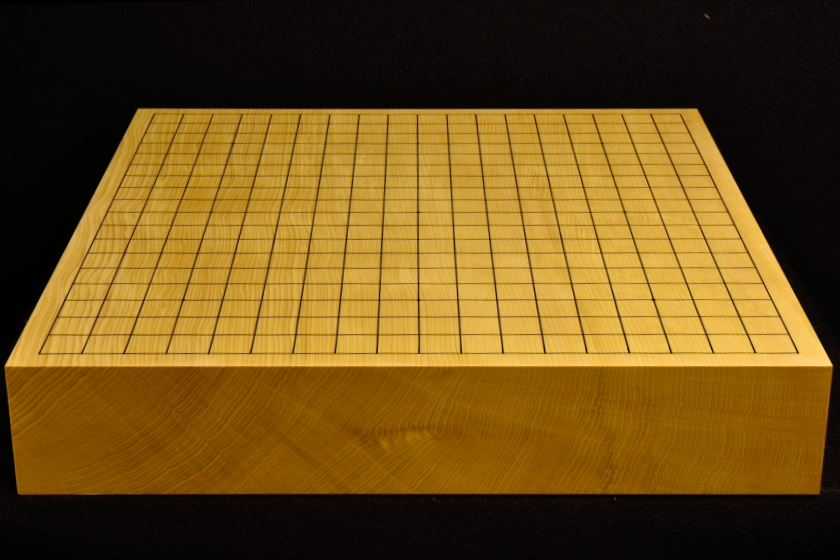 碁盤 本榧卓上 t5809