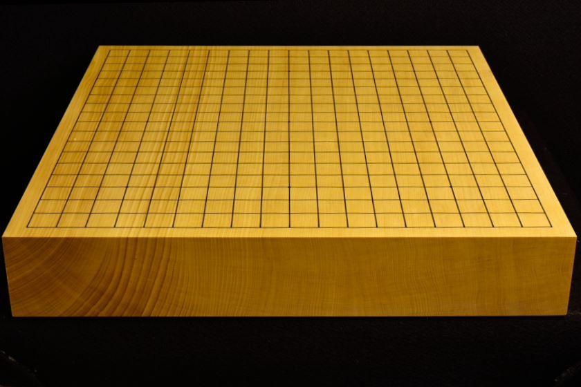 碁盤 本榧卓上 t5811