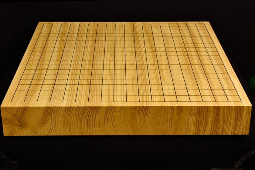 碁盤 本榧卓上 t5819