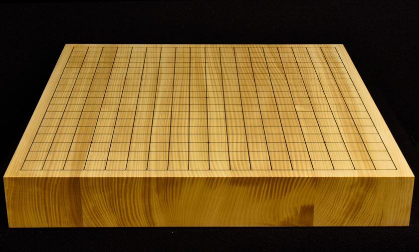 碁盤 本榧卓上 t5820