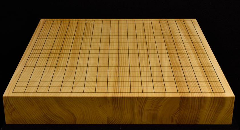碁盤 本榧卓上 t5821