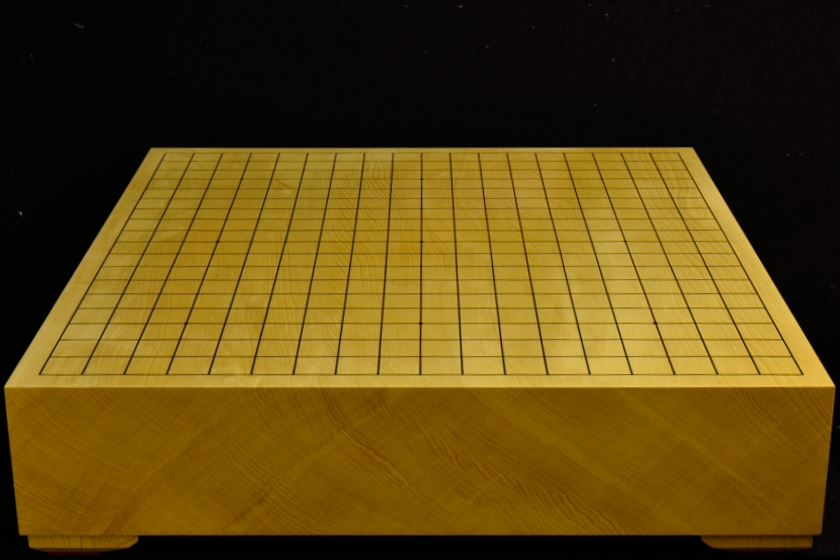 中式碁盤 本榧卓上 t5903