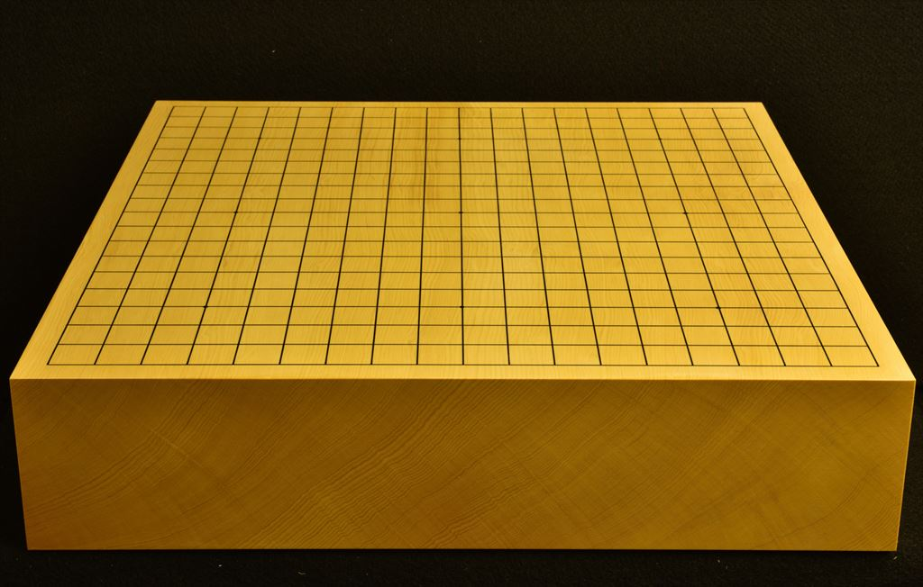 碁盤 本榧卓上 t6146