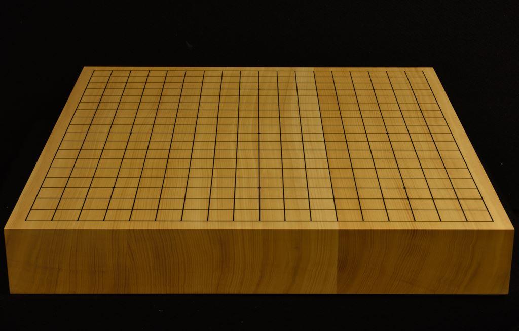 碁盤 本榧卓上 t6155