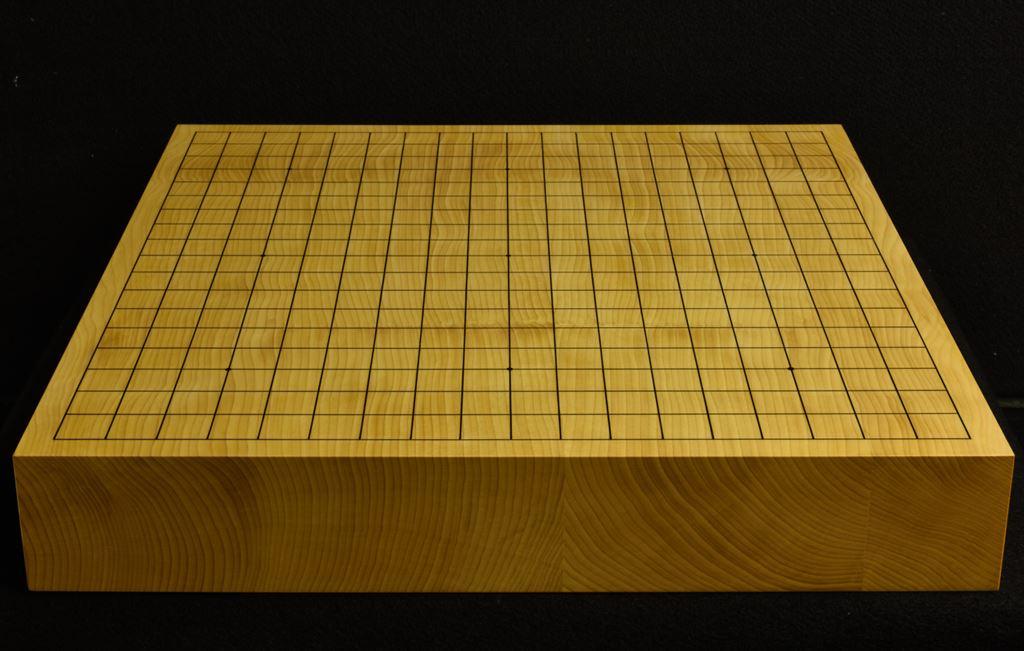 碁盤 本榧卓上 t6181